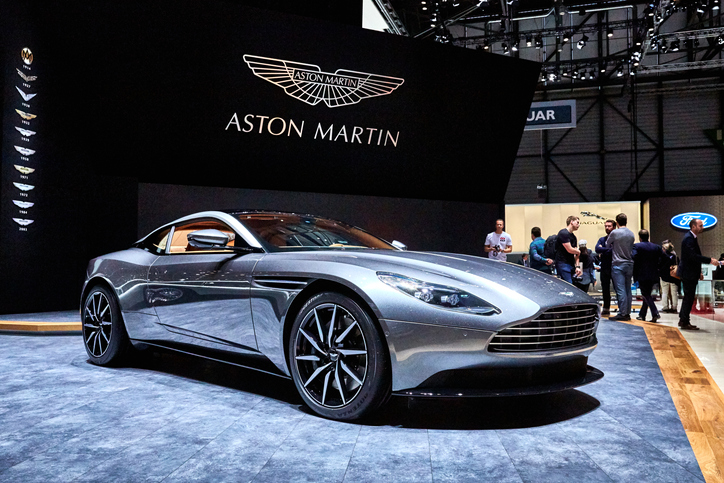 Aston Martin Shares Collapse Again Interactive Investor