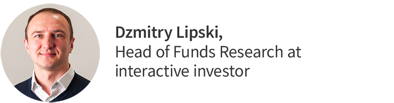 Dzmitry Lipski, Head of Funds Research at interactive investor