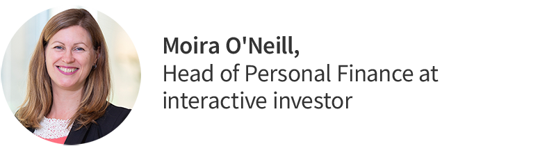Moira O'Neill, Head of Personal Finance at interactive investor